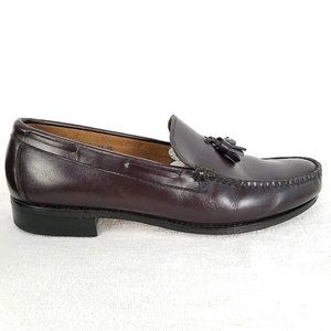 J Crew Outfitters Mens Tassel Loafers Slip-on Shoe